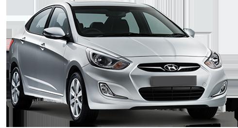 Hyundai Accent Blue Dizel/OTM